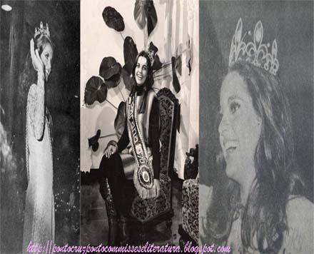 CLAUDIA AZZOLINI CHUERI - MISS PARANÁ 1976