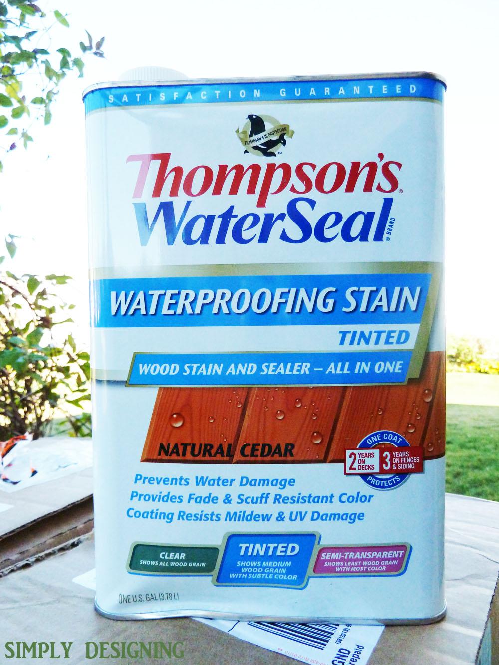 Deck Sprayer For Waterless Car Wash