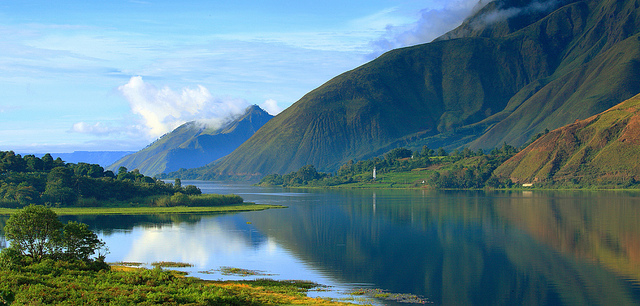 Danau Toba Bakal Dikelola Badan Otorita