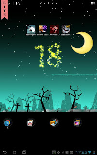 Halloween Live Wallpaper Lite