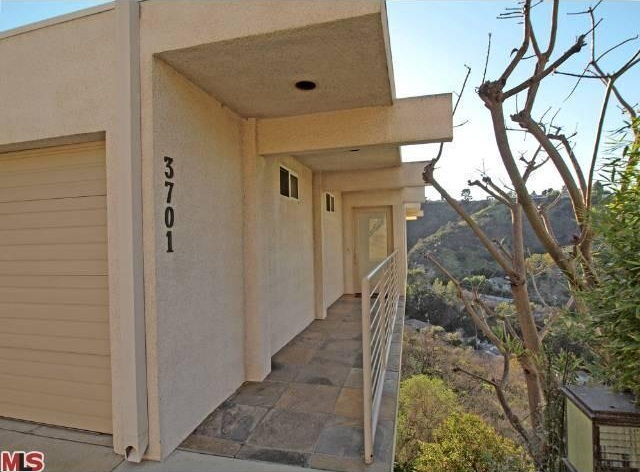 Neutra Designed Stone Fisher Speculative Platform Home In