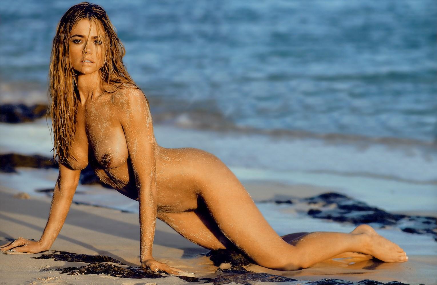 Denise richards non nude