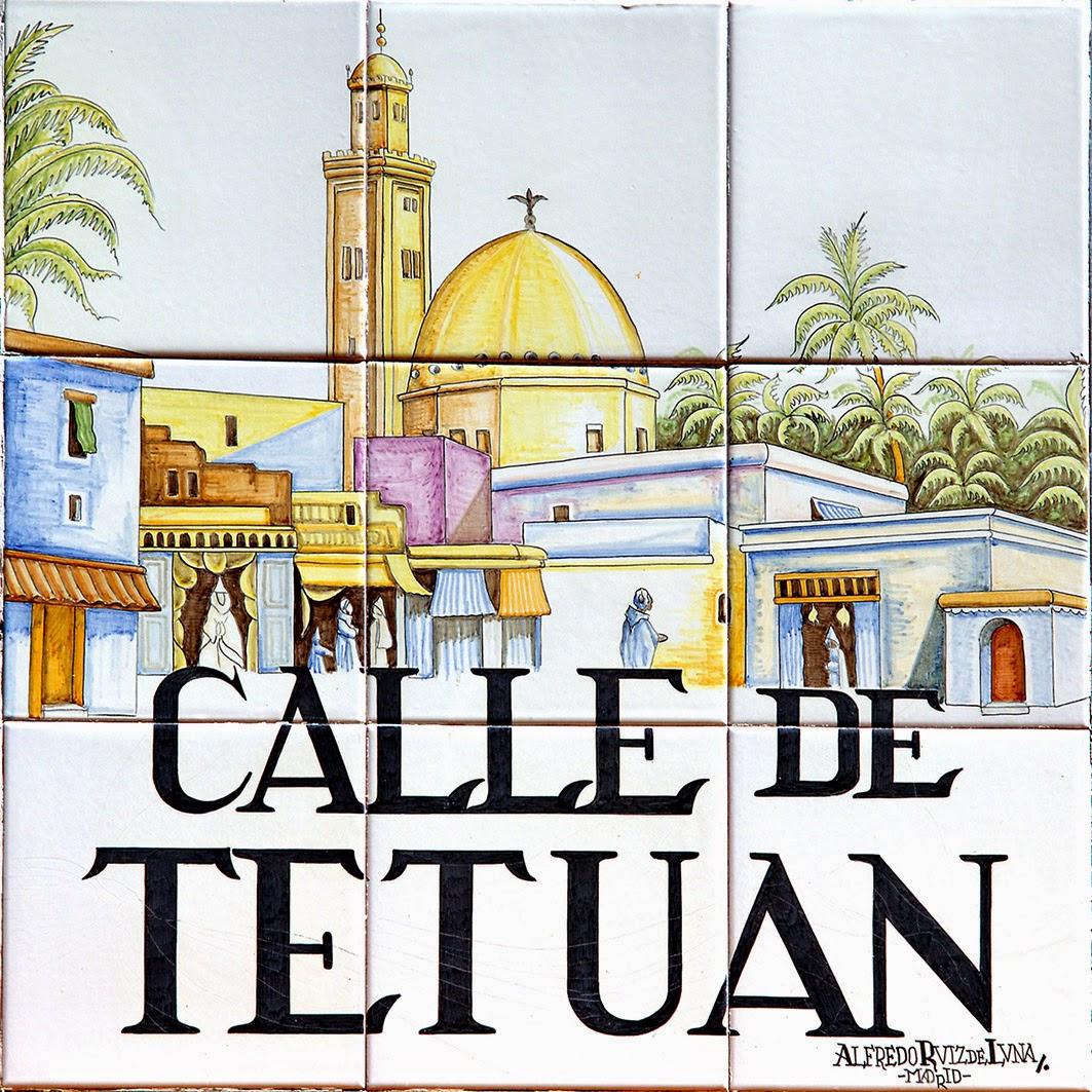 Calle de Tetuán