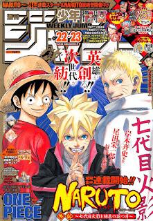 Naruto Gaiden 01 - Mangá (capítulo 700.01) em português