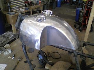 cb750 oil tank