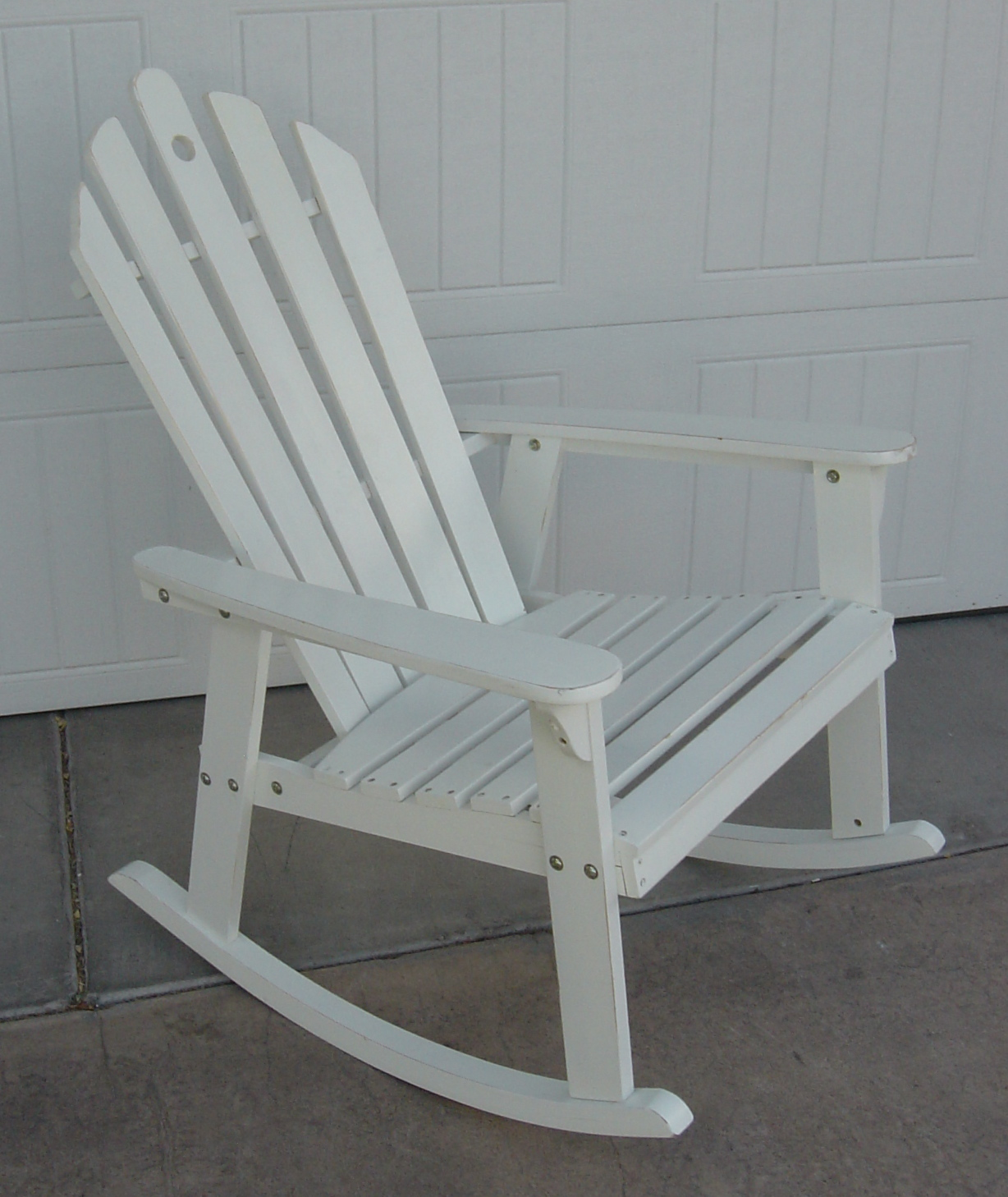 The Backyard Boutique By Five To Nine Furnishings Adirondack Rocking Chair