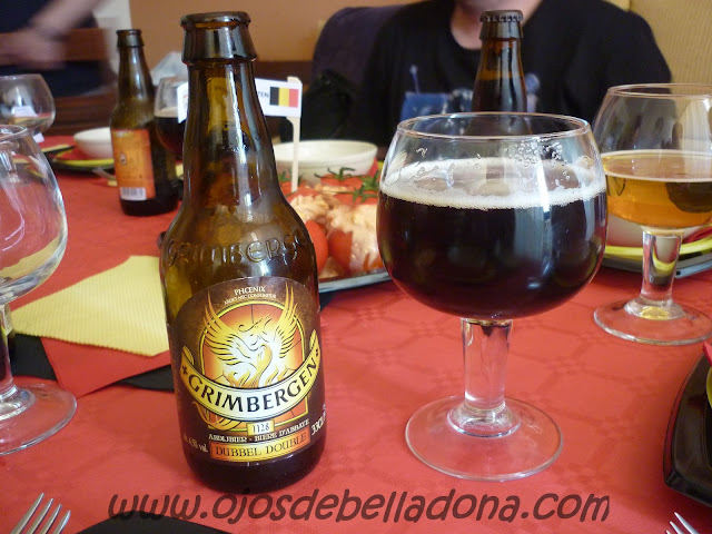 Grimbergen, cerveza belga