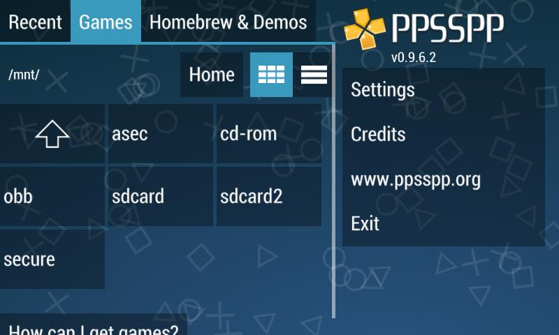 Emulator PSP Untuk Android