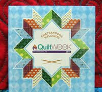 AQS QuiltWeek Chattanooga