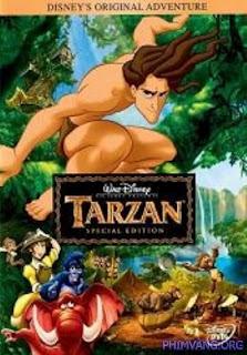Chúa Tể Rừng Xanh - Tarzan