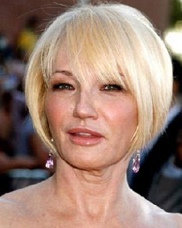 Best Choice Hairstyles for Women over 60