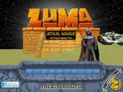 Zuma Star Wars Screenshots