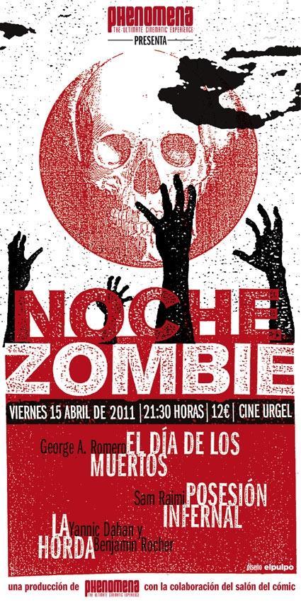 Noche zombi - Phenomena