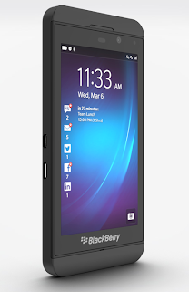 Blackberry Z10: Specs, Price Available In The Philippines