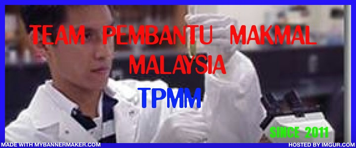 TEAM PEMBANTU MAKMAL MALAYSIA