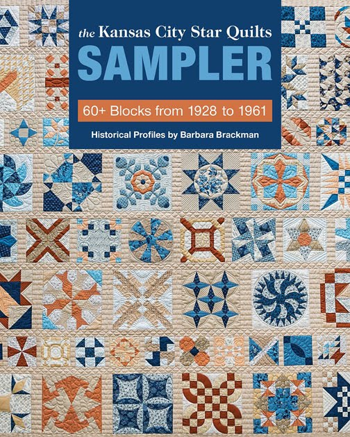 The Kansas City Star Quilts Sampler