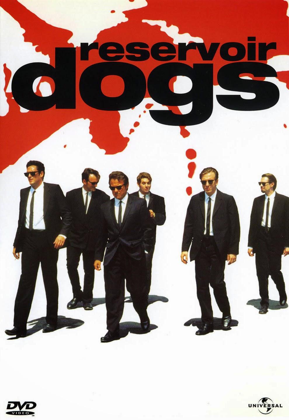 Reservoir Dogs Portada Quentin Tarantino Steve Buscemi Tim Roth fotogramailustrado