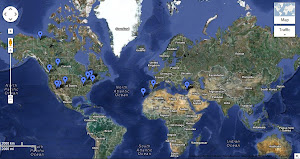 Places I've been so far...