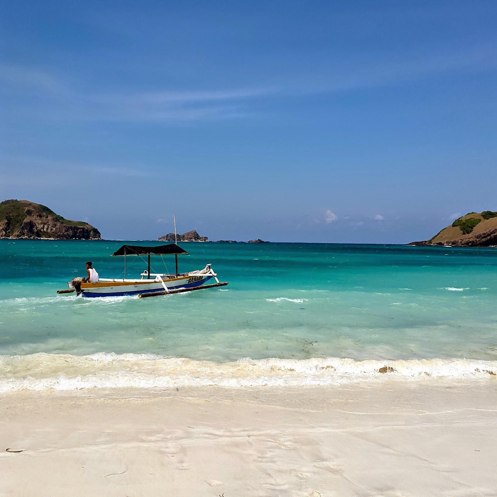 Mawi Beach Lombok Island Indonesia