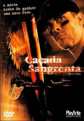Caada Sangrenta DVDRip XviD &amp; RMVB Dublado