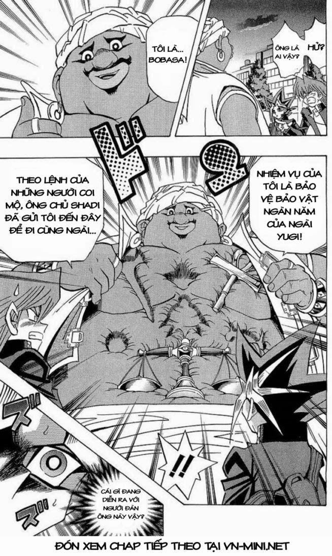 YuGi Oh – Vua Trò Chơi chap 281 Trang 19