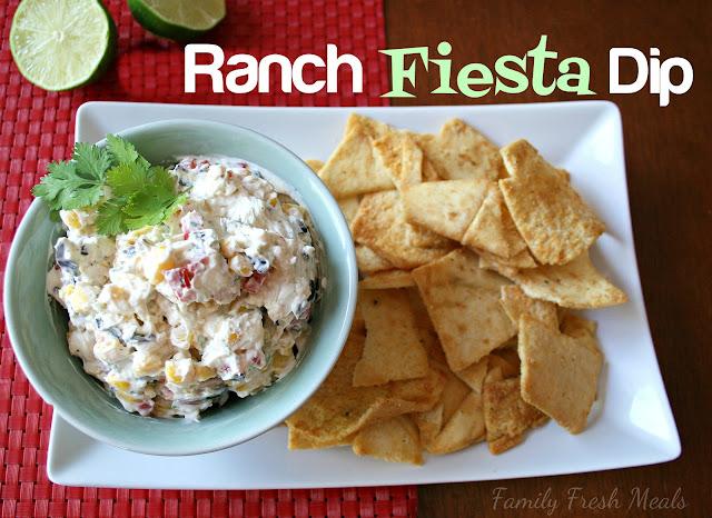 Ranch Fiesta Dip