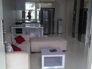 sewa apartemen 1park residences jakarta selatan