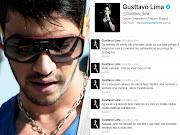 Que diga Gusttavo Lima, que sempre é alvo de polêmicas no mundo musical. (montagem gusttavo)