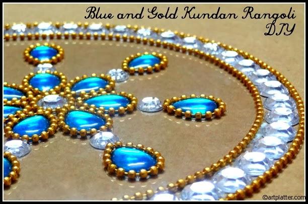 Make it handmade 10 diy diwali craft ideas for Home made rangoli designs
