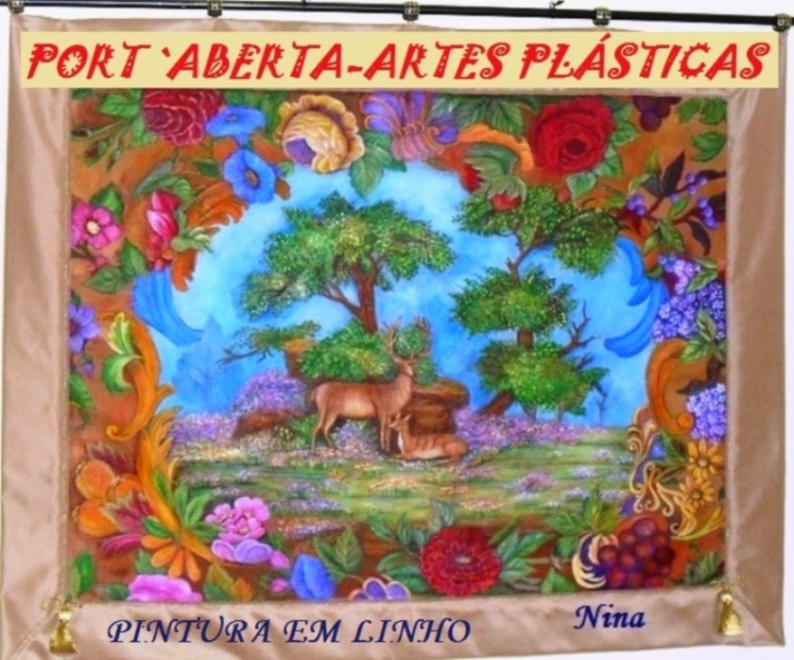 PORT´ ABERTA - ARTES DECORATIVAS