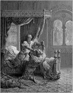 In 1272 on this day an assassin broke into Edward Longshanks bed chamber in Acre and killed him with a poisoned blade (because of the fall of Jerusalem, Acre was now the centre of the Christian state in the Holy Land).