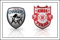 (8th-May-12) IPL-5 - Kings XI Punjab vs Deccan Chargers (51th Match Highlights)