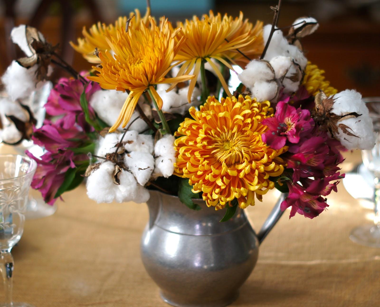 Lisa Mende Design Simple Inexpensive Thanksgiving