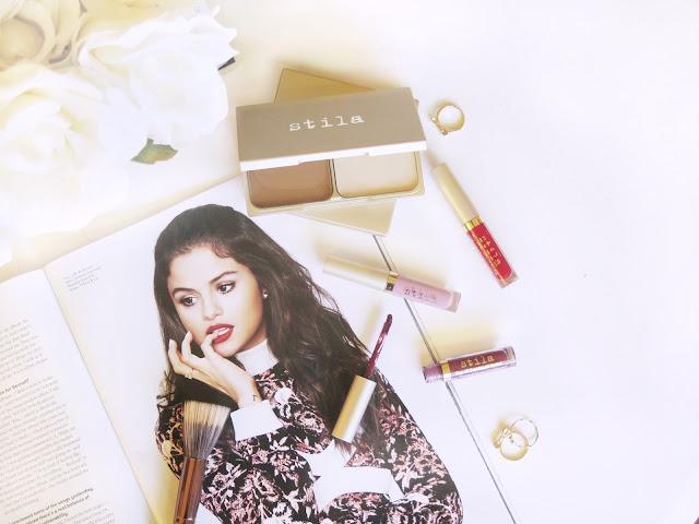 Stila Eternal Love Liquid Lipstick Set For Holiday 2015   Review & Swatches   Bold One Swipe Colour & A Creamy Matte Formula   labellesirene.ca