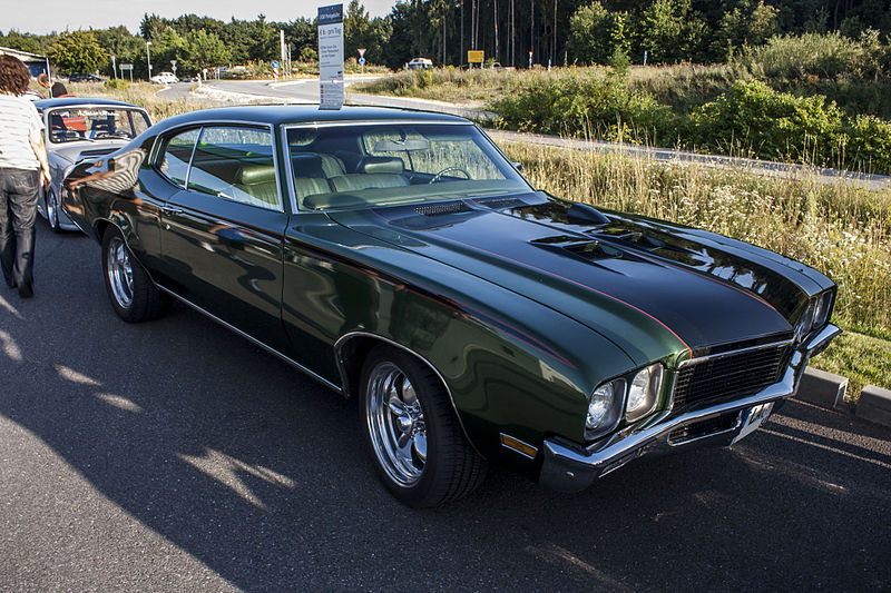 Classic Cars: Buick GSX