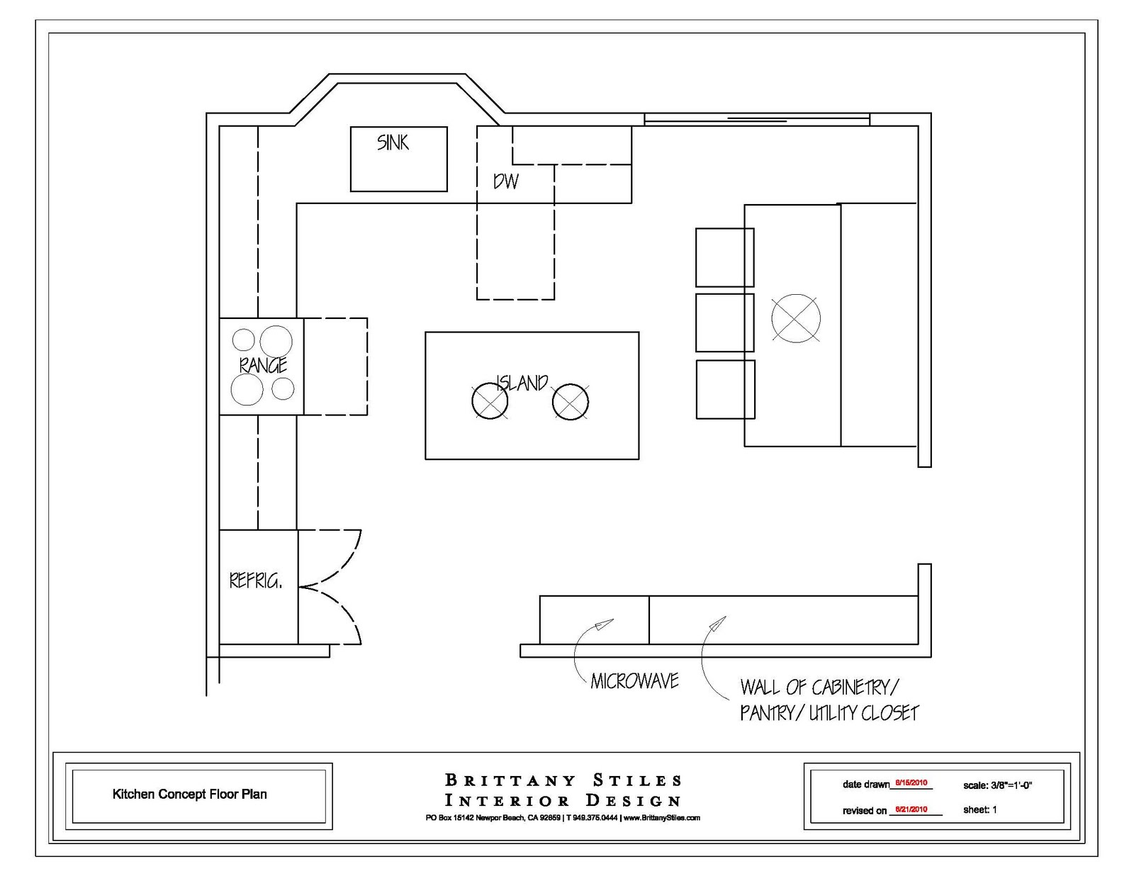 Kitchen layout planner dream house experience for Pictures of kitchen plans