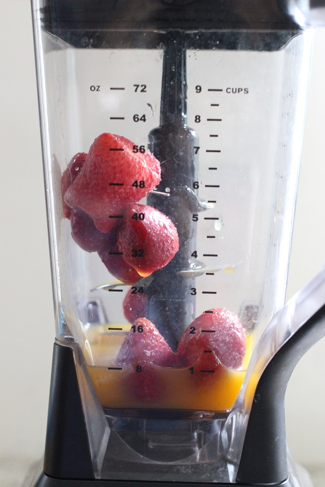 Simple Fruit Slush Recipe