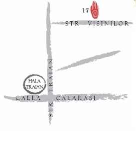 Harta utila Teatrul Logos