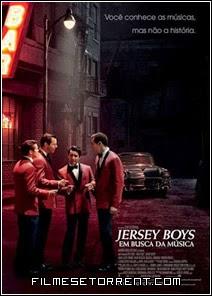 Jersey Boys Em Busca da Música Dual Audio
