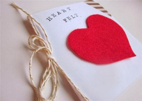 Top Homemade Valentine's Day Cards For Boyfriends 2014