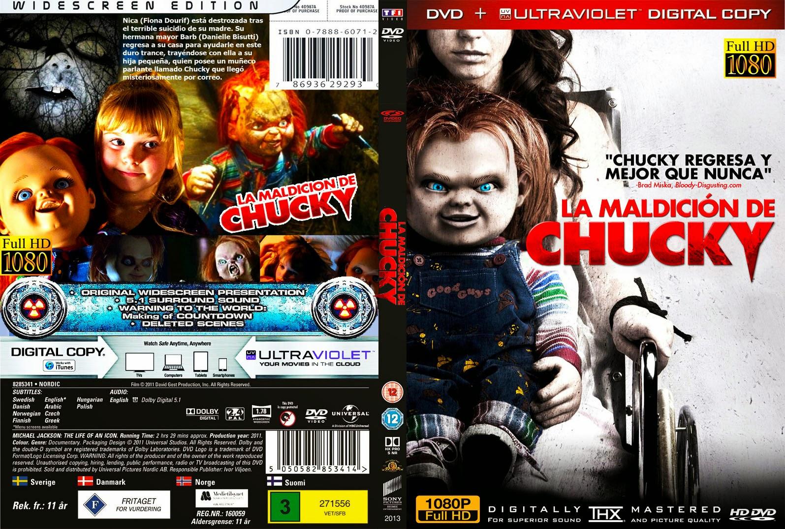 curse of chucky 2013 dvd
