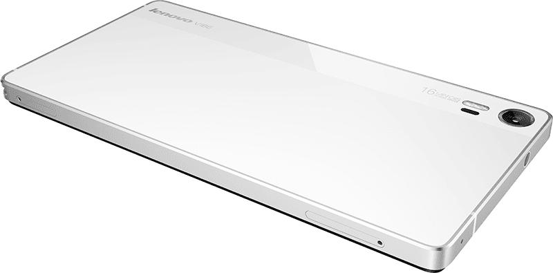 Lenovo Vibe Shot Pearl White variant