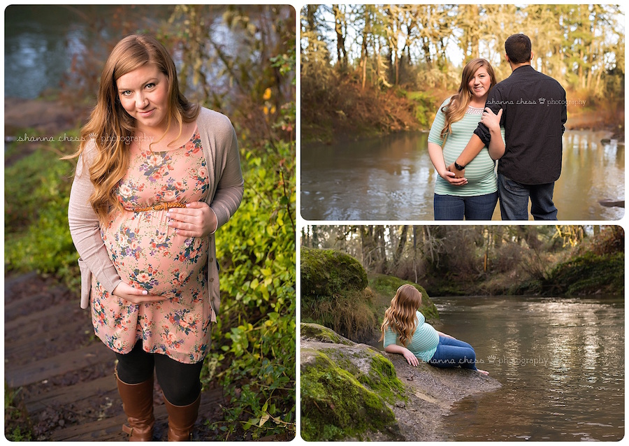 eugene springfield oregon maternity photography