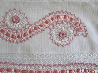 havlu kenarları dantel örnekleri