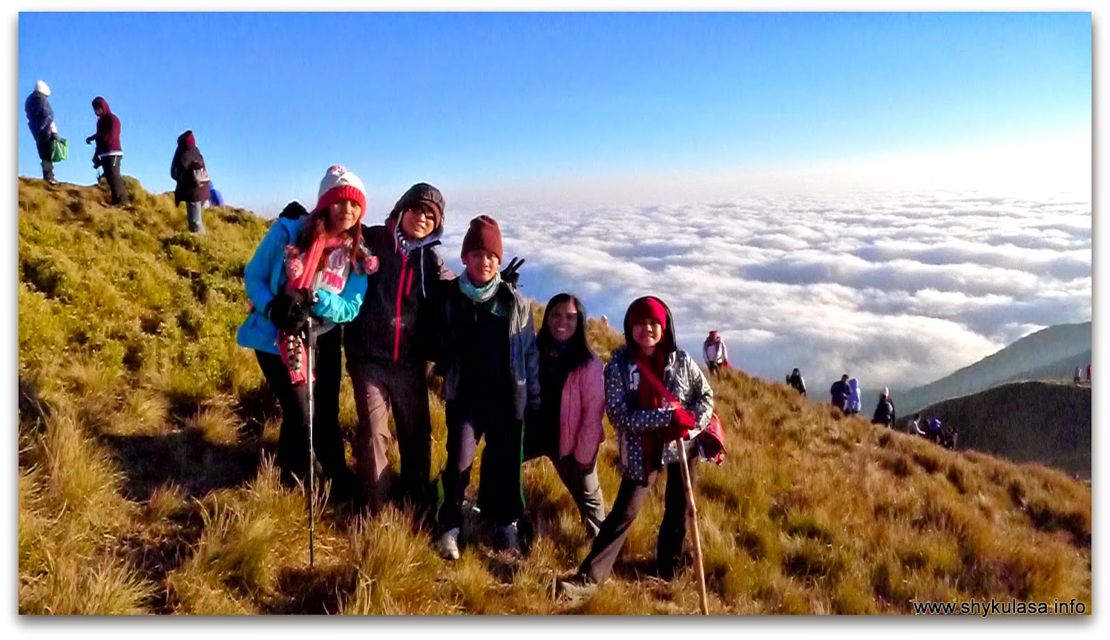 Sea of Clouds, Mt Pulag