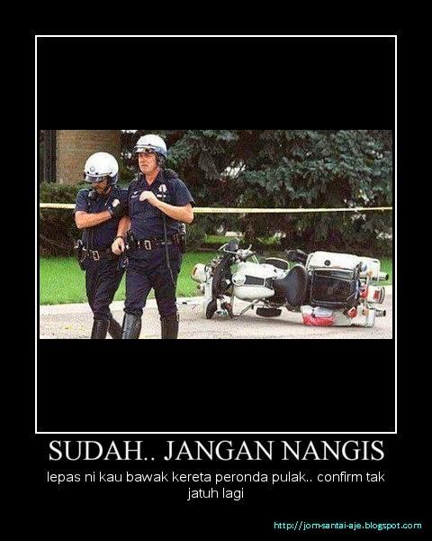 SUDAH.. JANGAN NANGIS