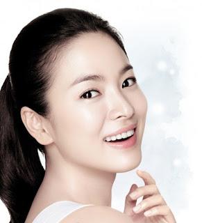 What asian actress beauty secrets