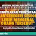 Bantahan terhadap Syubuhat: Pemutlakan Pernyataan 'Teman senegeri seseorang lebih mengenal orang tersebut'