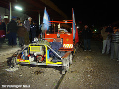 Travesía Ferroviaria 2011...