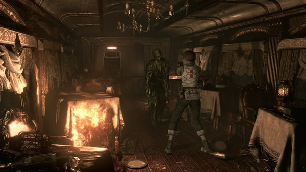 Resident Evil 0 HD Remaster - (PC) Torrent